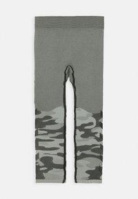 Hummel - MAX SEAMLESS TIGHTS - Leggings - medium melange - 1