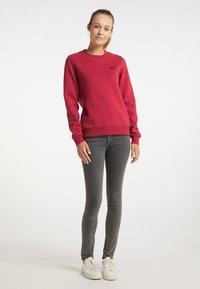 ICEBOUND - Sweatshirt - rot - 1