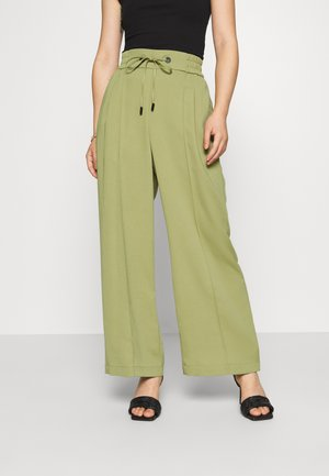 CHERRY JOGGER - Trousers - olive