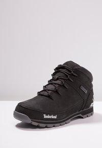 Timberland - EURO SPRINT HIKER - Botines con cordones - black - 2