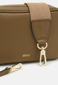 Abro - TINA BIG - Torba na ramię - military green - 3
