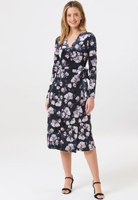 Sugarhill Brighton - TRINITY - Day dress - black - 0