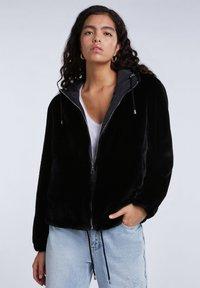 SET - Light jacket - black - 4