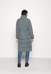 Superdry - LONGLINE EVEREST COAT - Winter coat - slate - 3