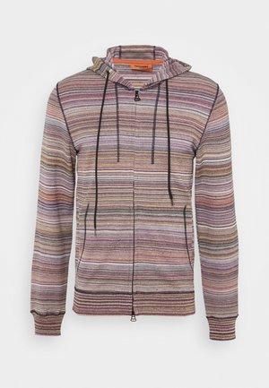 CARDIGAN - Zip-up hoodie - multi