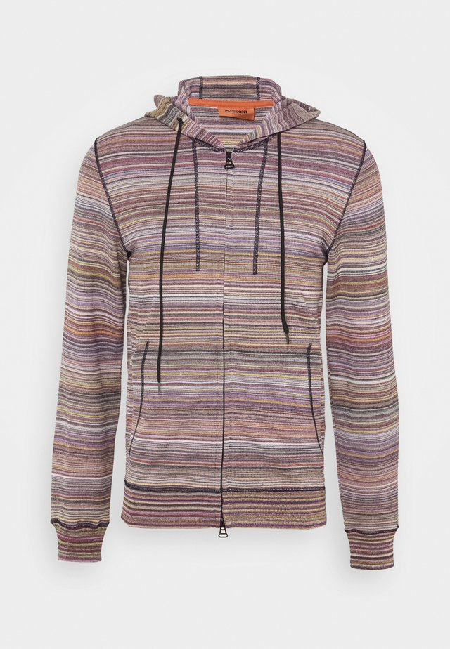 CARDIGAN - Sweatjacke - multi