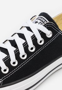 Converse - CHUCK TAYLOR ALL STAR WIDE - Joggesko - black - 5