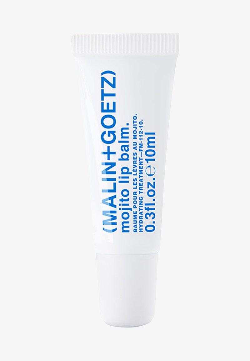 MALIN+GOETZ - LIPPENBALM MOJITO LIP BALM - Lip scrub - -