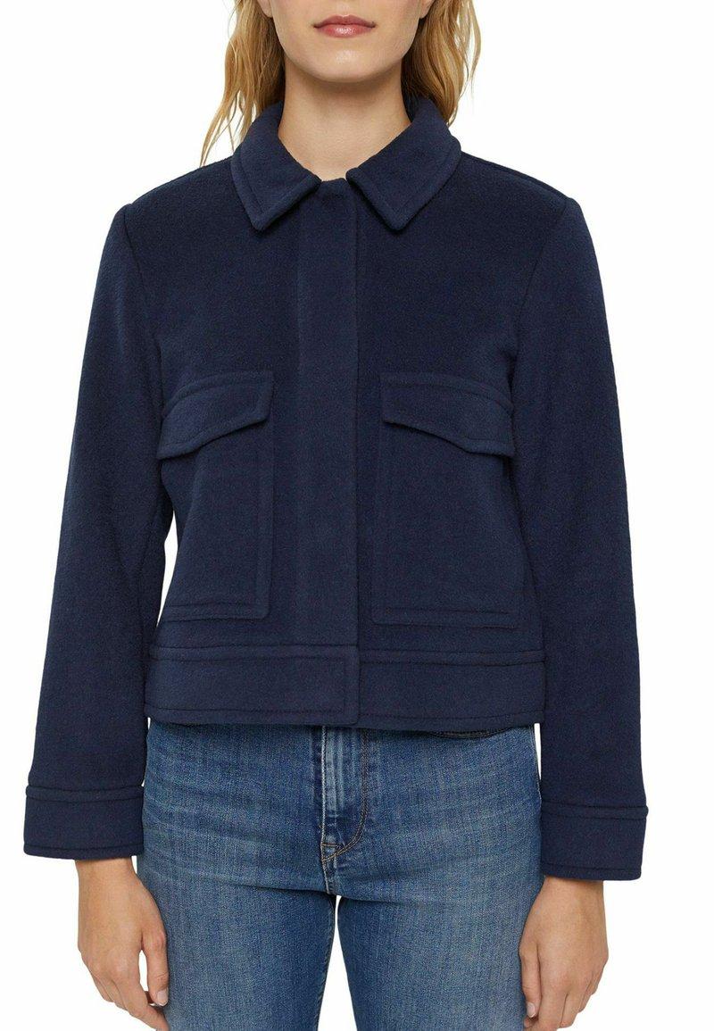 Esprit - Light jacket - navy