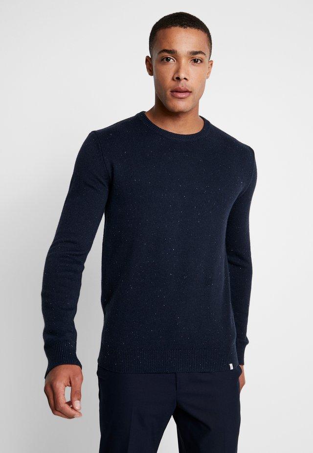 HAMMER - Pullover - navy blazer