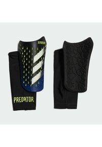 adidas Performance - PREDATOR COMPETITION SHIN GUARDS - Protège-tibias - black - 1