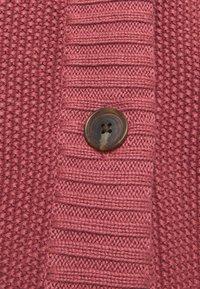 GAP - TEXTURED ABBREVIATED - Vest - roan rouge - 2