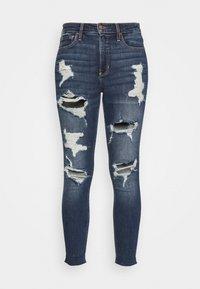 Hollister Co. - Jeans Skinny Fit - blue denim - 3