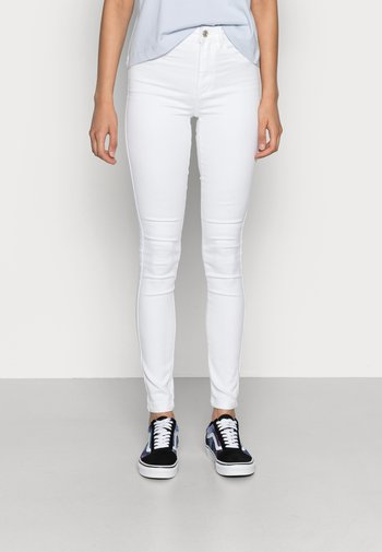 ONLROYAL - Jeansy Skinny Fit - white