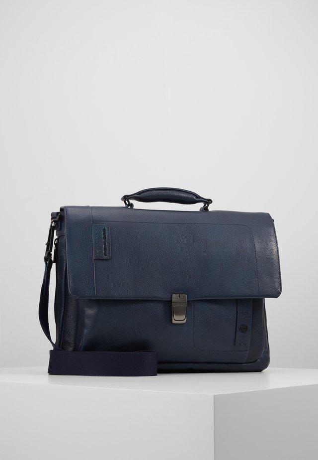 PULSE - Briefcase - night blue