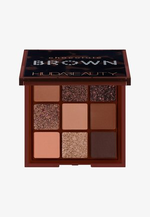BROWN OBSESSIONS - EYE PALETTE - Eye shadow - OBSESSIONS BROWN CHOCOLATE