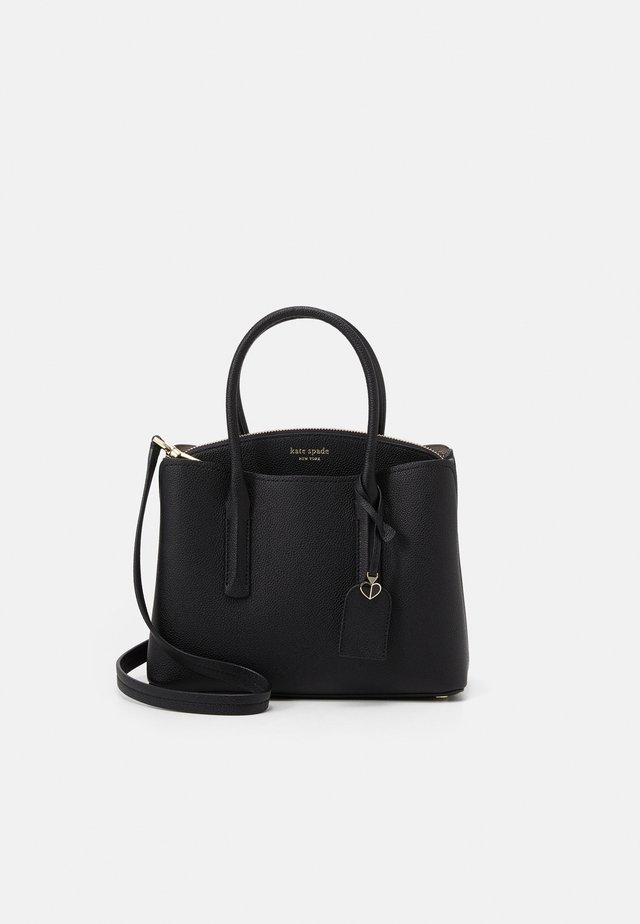 MEDIUM SATCHEL UNSIZED - Handväska - black