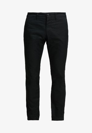 SID LAMAR - Chinos - black rinsed
