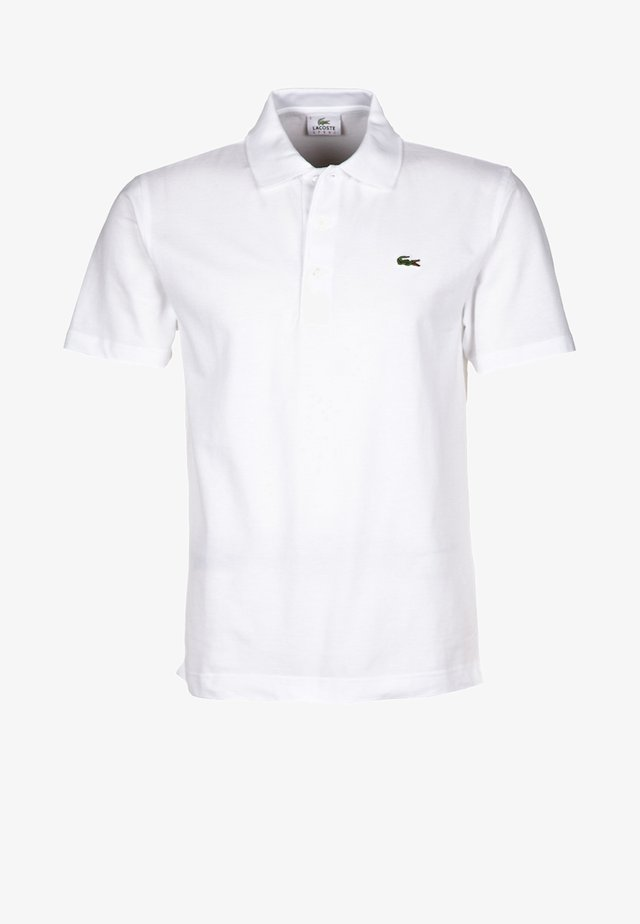HERREN KURZARM - Polo - blanc