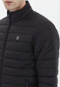 Solid - Light jacket - black - 3