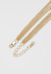 Pieces - PCSKY COMBI NECKLACE - Smykke - gold-coloured/clear - 1