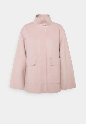 OUTERWEAR LUXE - Klassischer Mantel - soft pink
