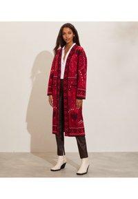 Odd Molly - MARYAM - Classic coat - burned rose - 0