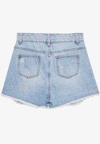 Tiger Mist - MONTANNA - Denim shorts - blue - 1