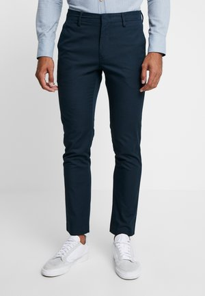 THEO - Chinos - navy blue