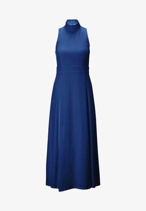 MIT STEHKRAGEN - Společenské šaty - blue