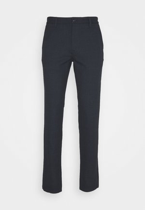SLHSLIM STORM FLEX SMART PANTS - Pantalon classique - dark sapphire