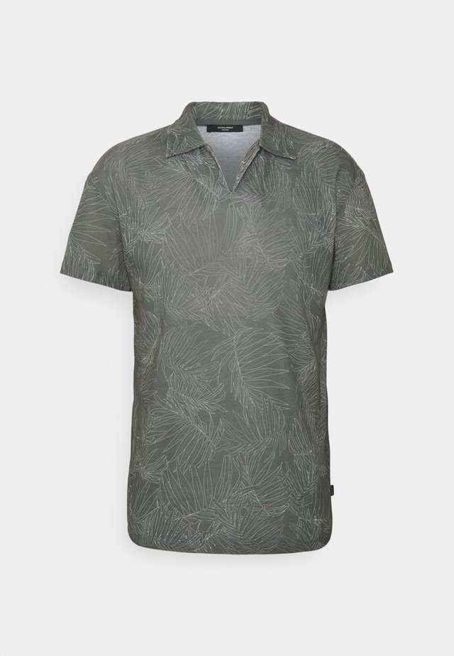 JPRBLAPALM RESORT - Print T-shirt - new sage