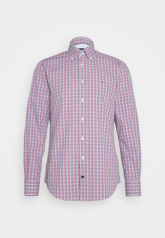 CHECK  - Formal shirt - red