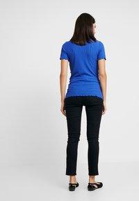 Dorothy Perkins Maternity - OVERBUMP ELLIS - Jeans Skinny Fit - black - 2