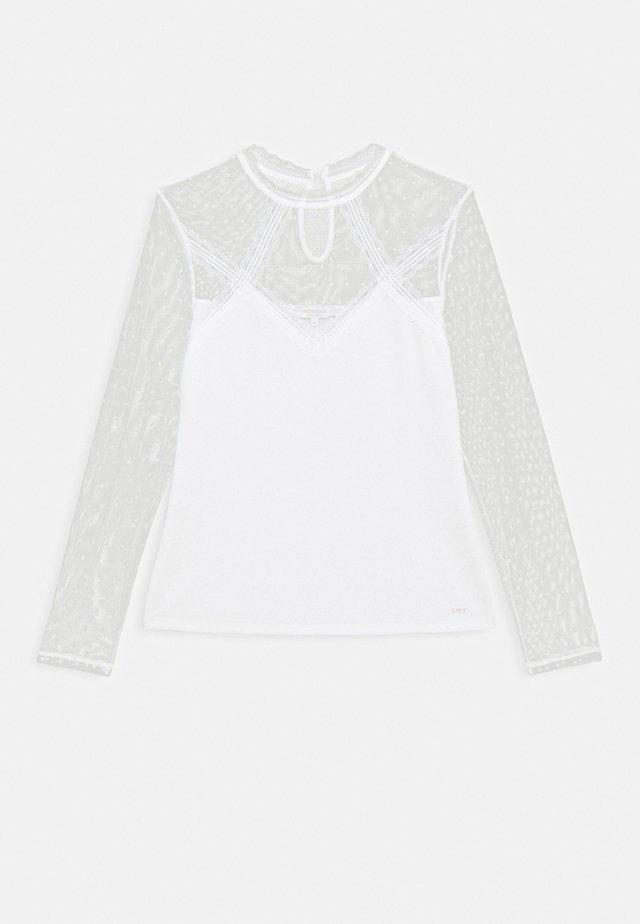 TAPLU - Langærmede T-shirts - off white