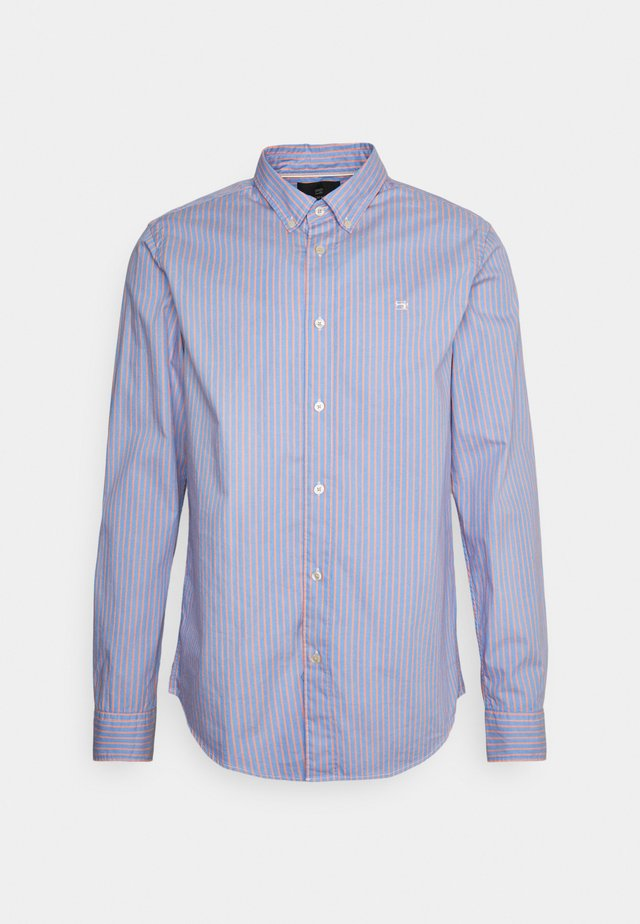 REGULAR FIT STRIPED OXFORD - Camisa - combo