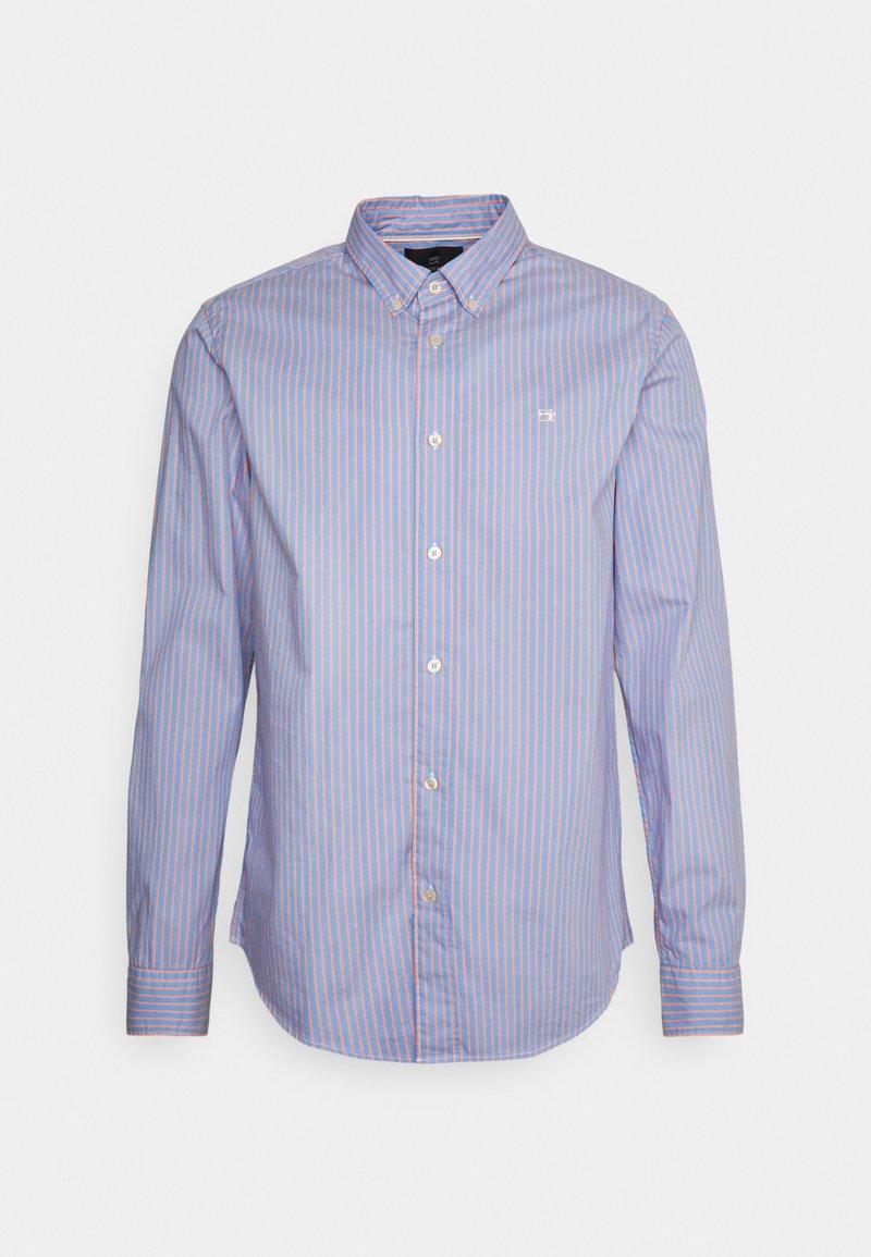 Scotch & Soda - REGULAR FIT STRIPED OXFORD - Shirt - combo