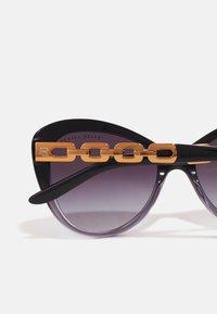 Ralph Lauren - Sunglasses - shiny black/grey - 2