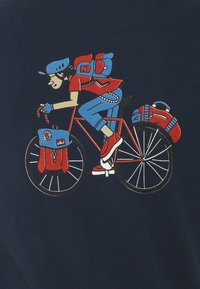 Barbour Beacon - PARKYART TEE - T-shirt con stampa - navy - 2