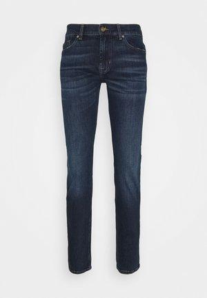 RONNIE DORADO - Jeans slim fit - dark blue