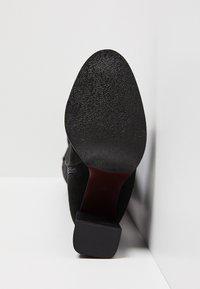 faina - Laarzen met hoge hak - black - 4