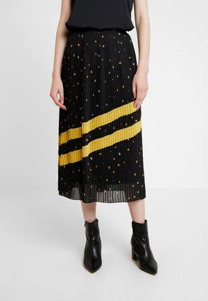 CUNUKA SKIRT - A-line skirt - black