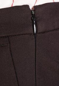 J.CREW - MARTIE  - Spodnie materiałowe - black - 4