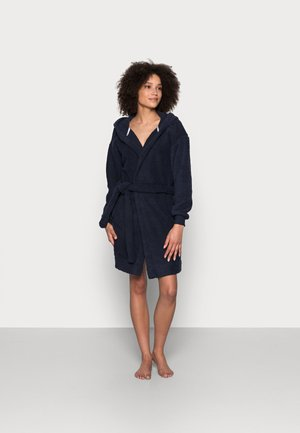 LOUNGING ROBE - Accappatoio - navy