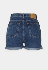 ONLY Tall - ONLBAY LIFE MOM - Shorts di jeans - medium blue denim - 1