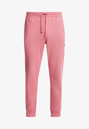 REVEAL YOUR VOICE - Tracksuit bottoms - trace maroon