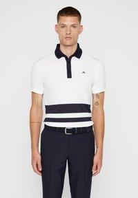 J.LINDEBERG - LUCAS  - Polo shirt - white - 0