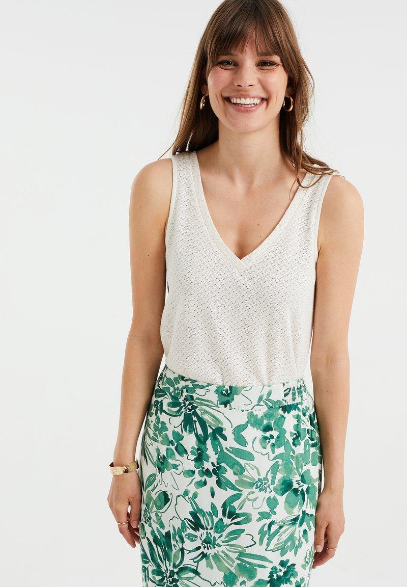 WE Fashion - Top - white