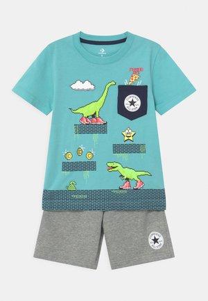 POCKET SET - T-shirt imprimé - grey heather