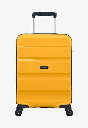 BON AIR - Wheeled suitcase - light yellow